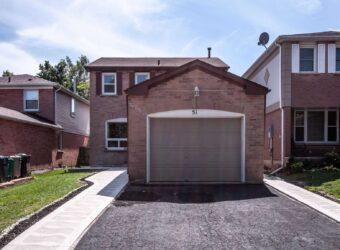 51 Horton Cres, Brampton, Ontario, L6S5H9