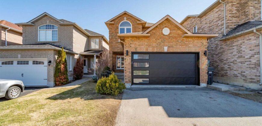 13 Shady Glen Cres, Caledon, Ontario, L7E 2K4